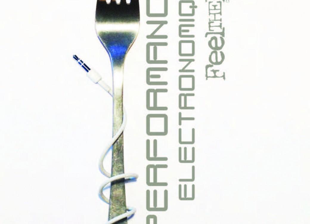performance électronique - l'affiche by atelier visuel