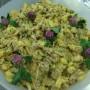 Madame de Fontenay en salade tiède, pleurotes