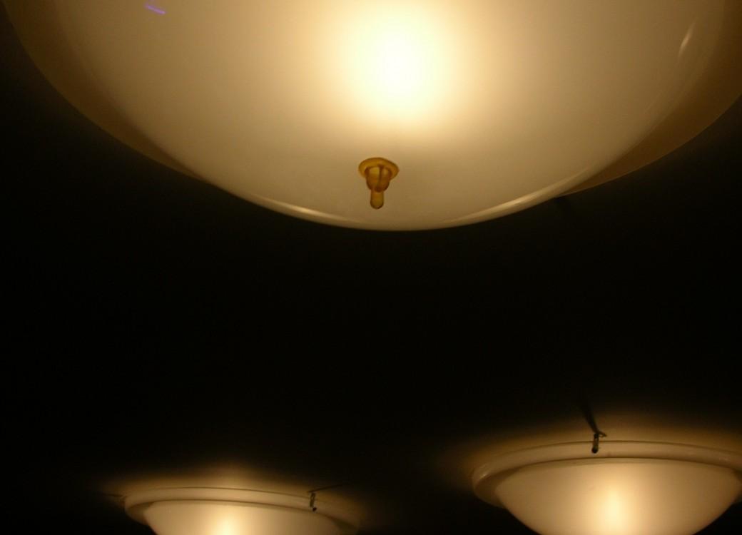 lampadaire sein