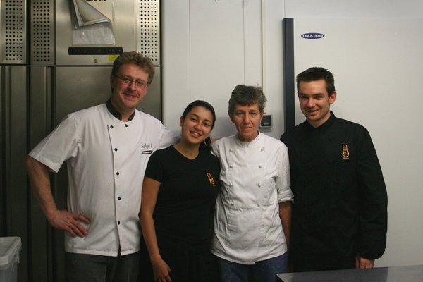 le team dont le chef jean-françois Lemerre