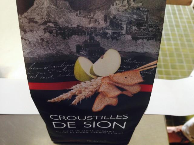 Croustilles de Sion