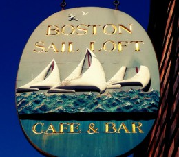 featuring Boston Sail Loft