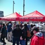 red hook lobster pound @smorgasburg