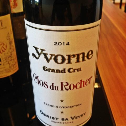 Clos du Rocher Grand Cru 2014, Obrist S, Yvorne